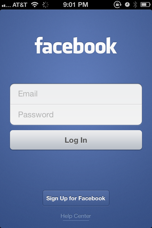 www mobile touch facebook com login
