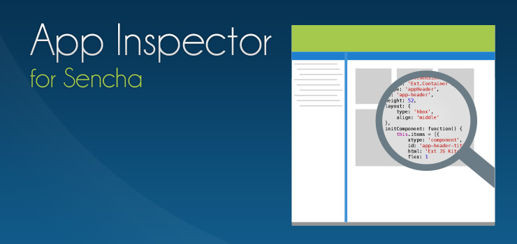 Introducing App Inspector for Sencha